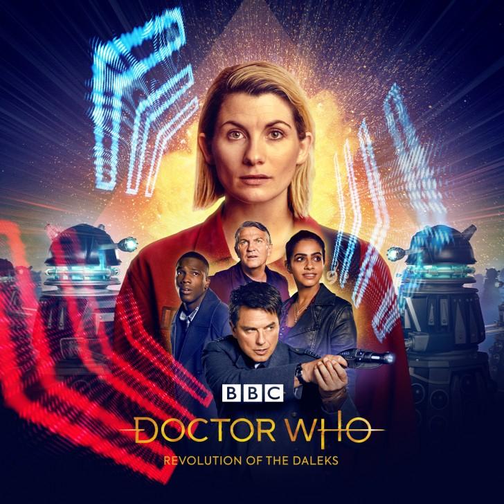 doctor who christmas daleks