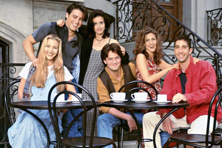 friends reunion cast