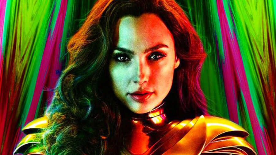 See Gal Gadot In Wonder Woman's Stunning Gold Armor, Our Best Look Yet