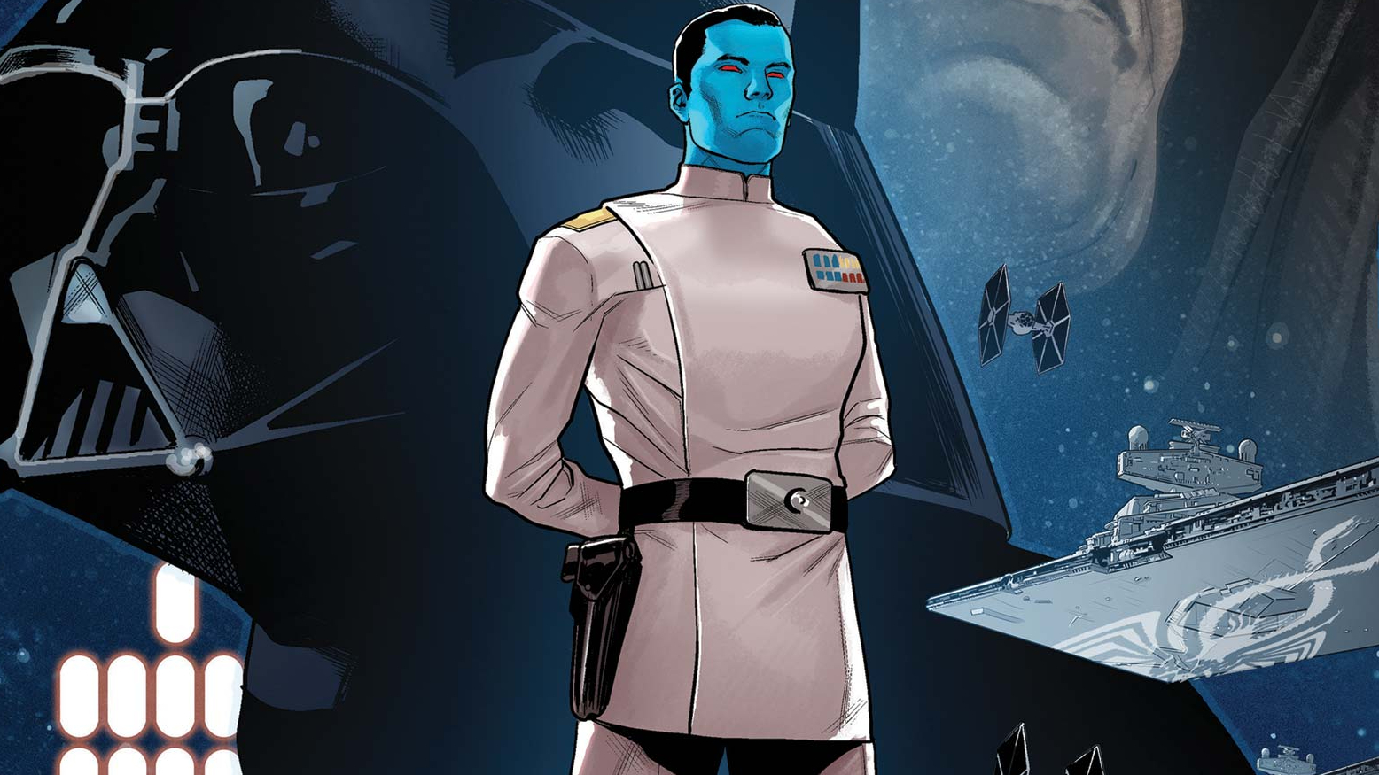 Who Is Grand Admiral Thrawn? Star Wars Master Villain Revealed