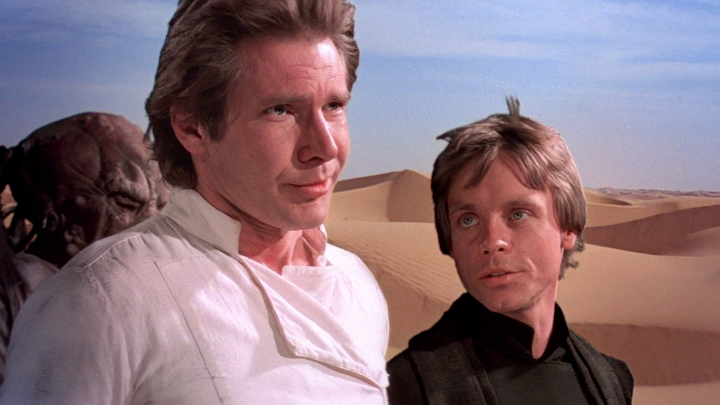 Harrison Ford and Mark Hamill Returning To Star Wars?