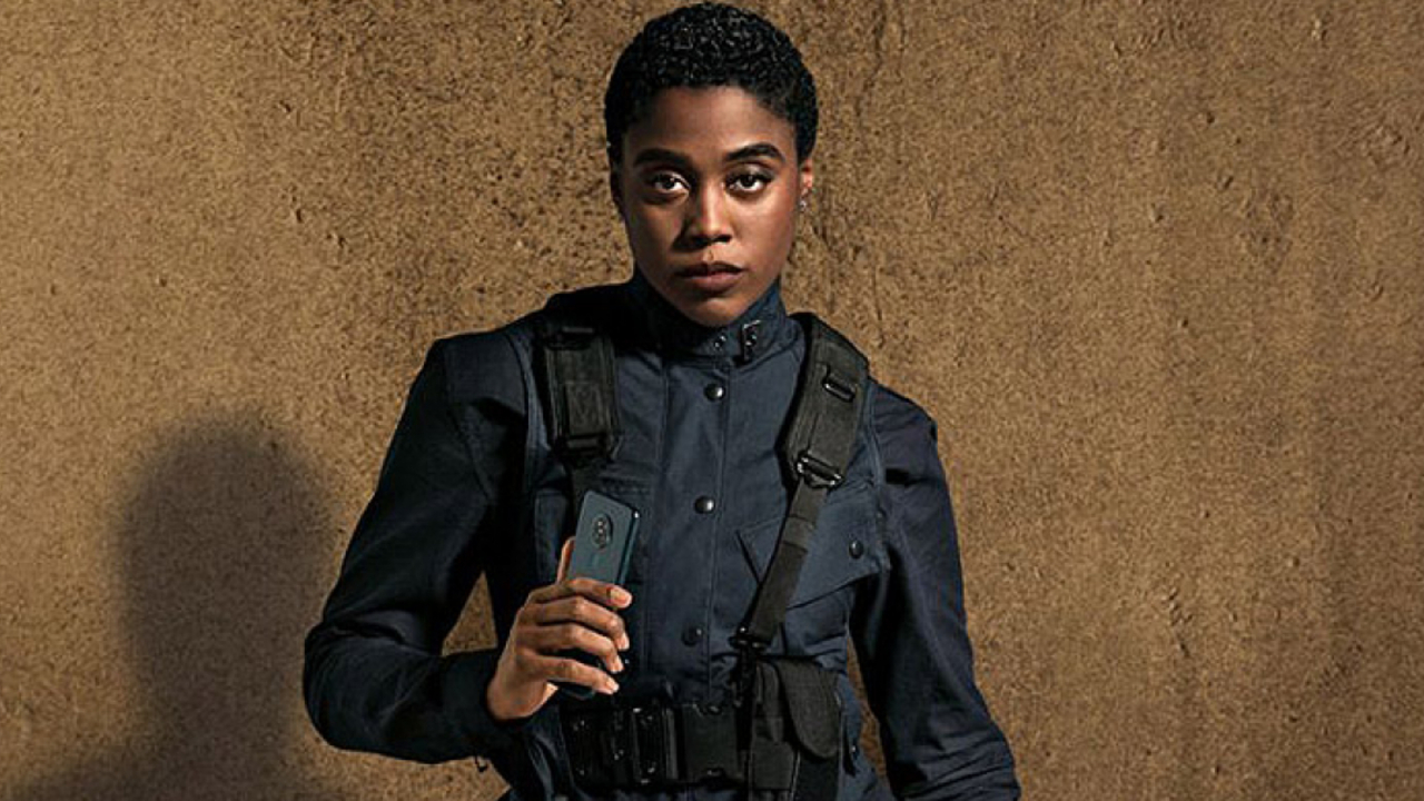 James Bond's New 007 Is A Black Woman, Officially Stepping In For Daniel Craig