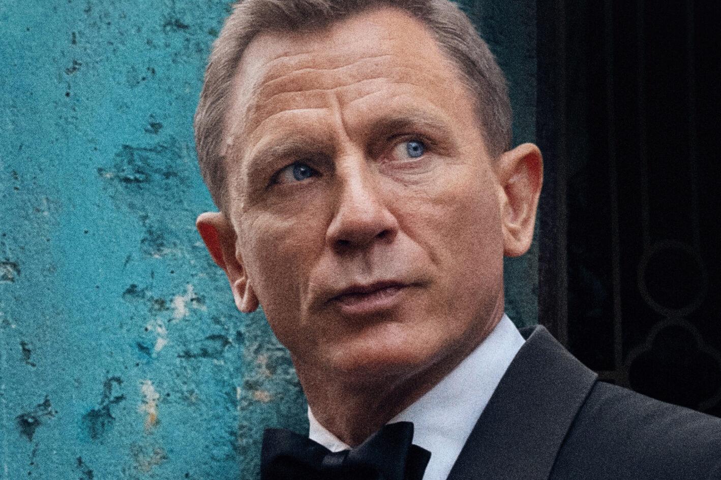 Daniel Craig no time to die daniel craig feature