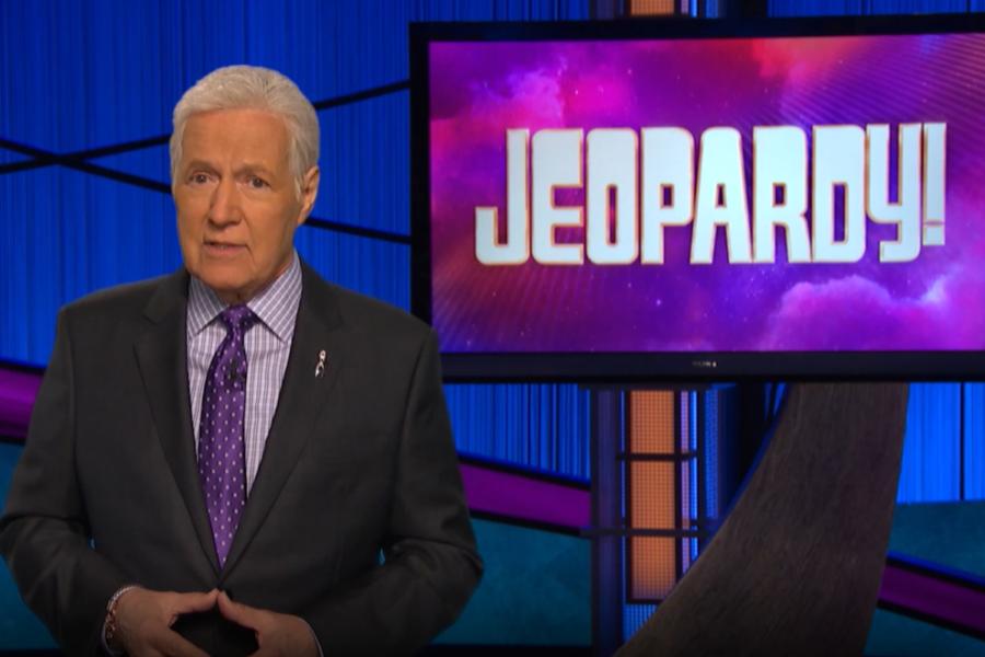 Alex Trebek Jeopardy!