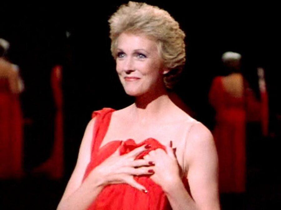 Julie Andrews nudity