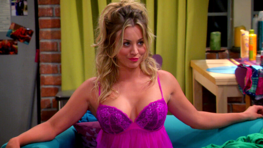 Kaley Cuoco Says She Was Given Sex Scenes On Big Bang To Mess With Her