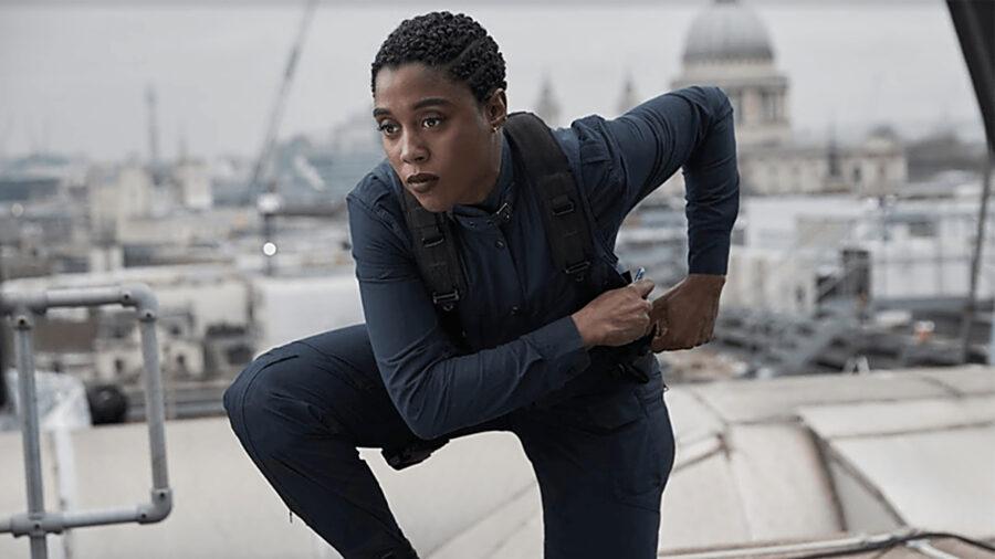 lashana lynch james bond 007