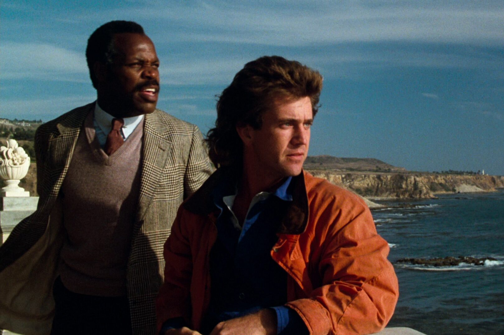 Lethal Weapon Mel Gibson Danny Glover