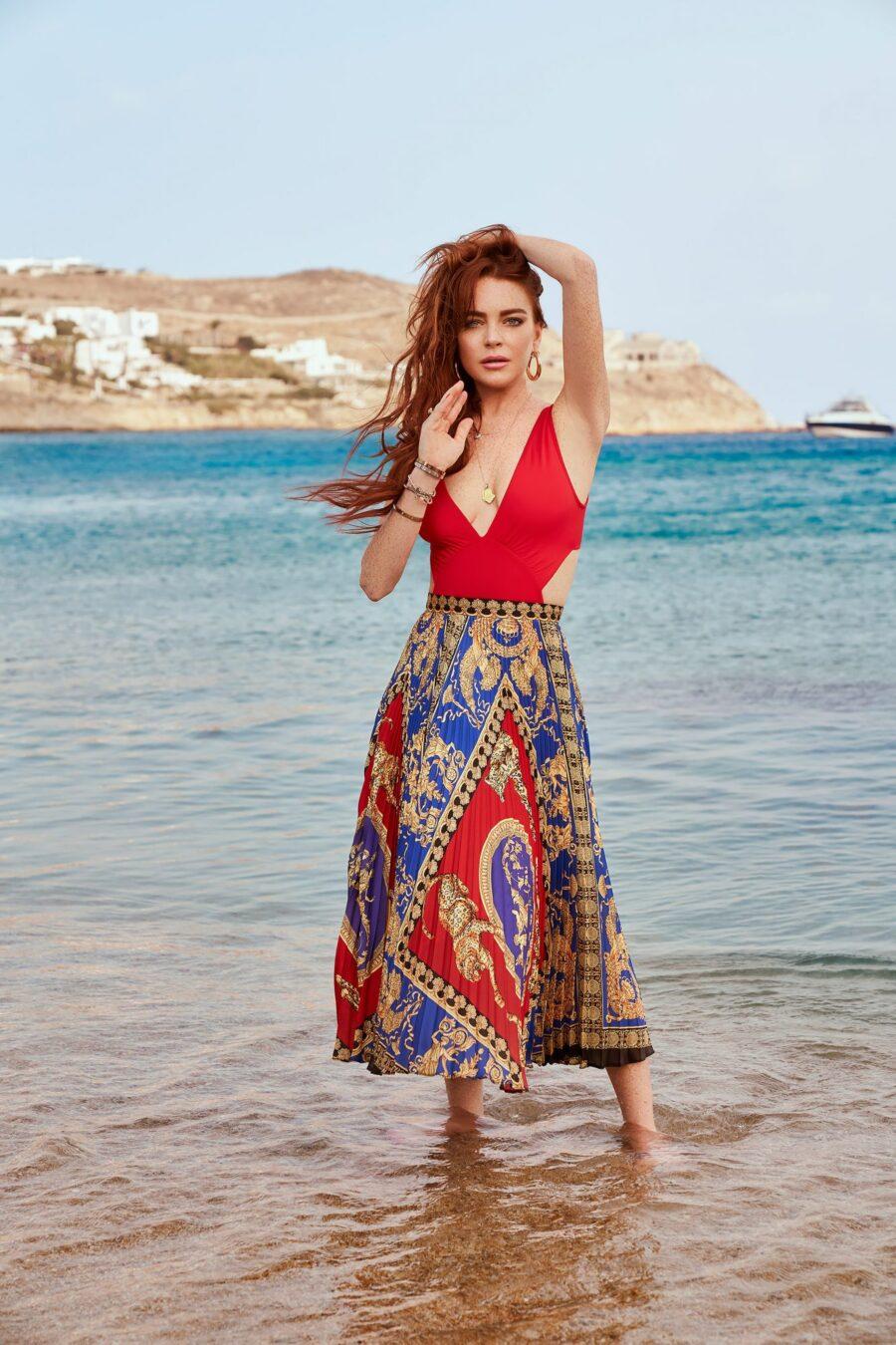 Lindsay Lohan now