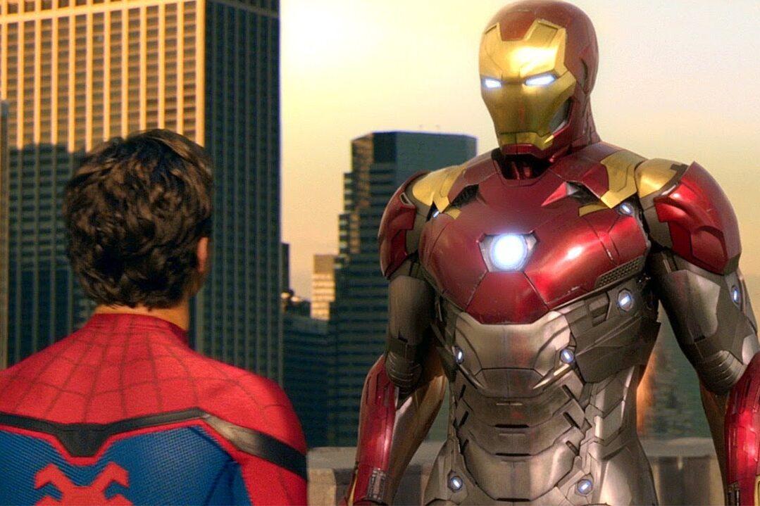 Tom Holland Iron Man
