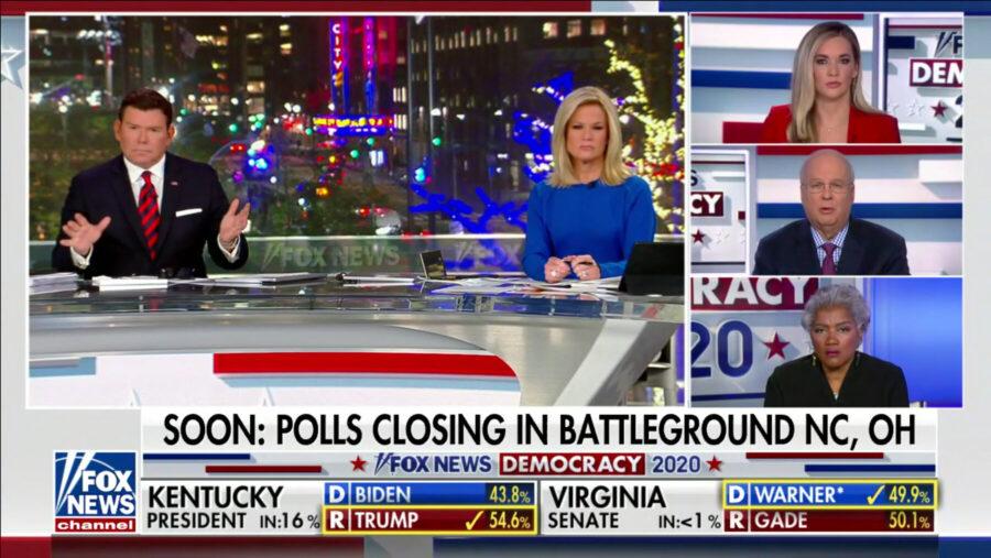 Election Night Ratings Fox News