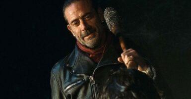 Negan The Walking Dead