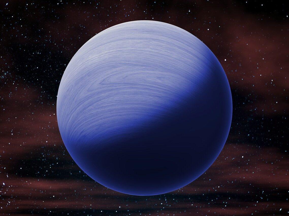 Neptune Secret Planet