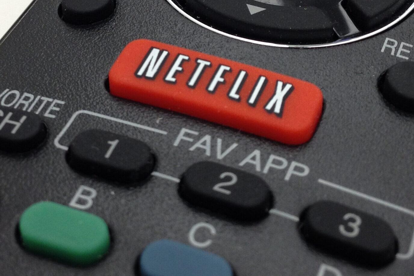 netflix remote feature