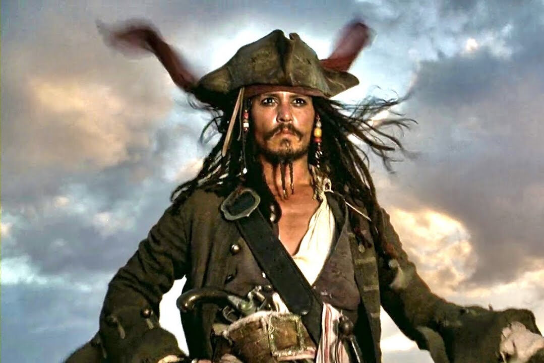 pirates johnny depp