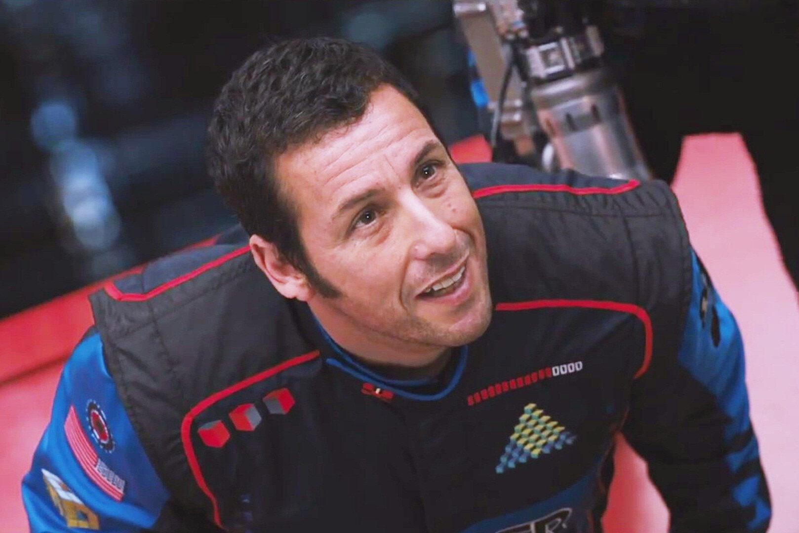 Adam Sandler Spaceman of Bohemia