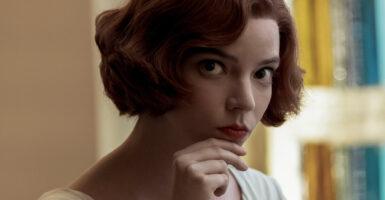 Queen's Gambit Netflix anya taylor-joy