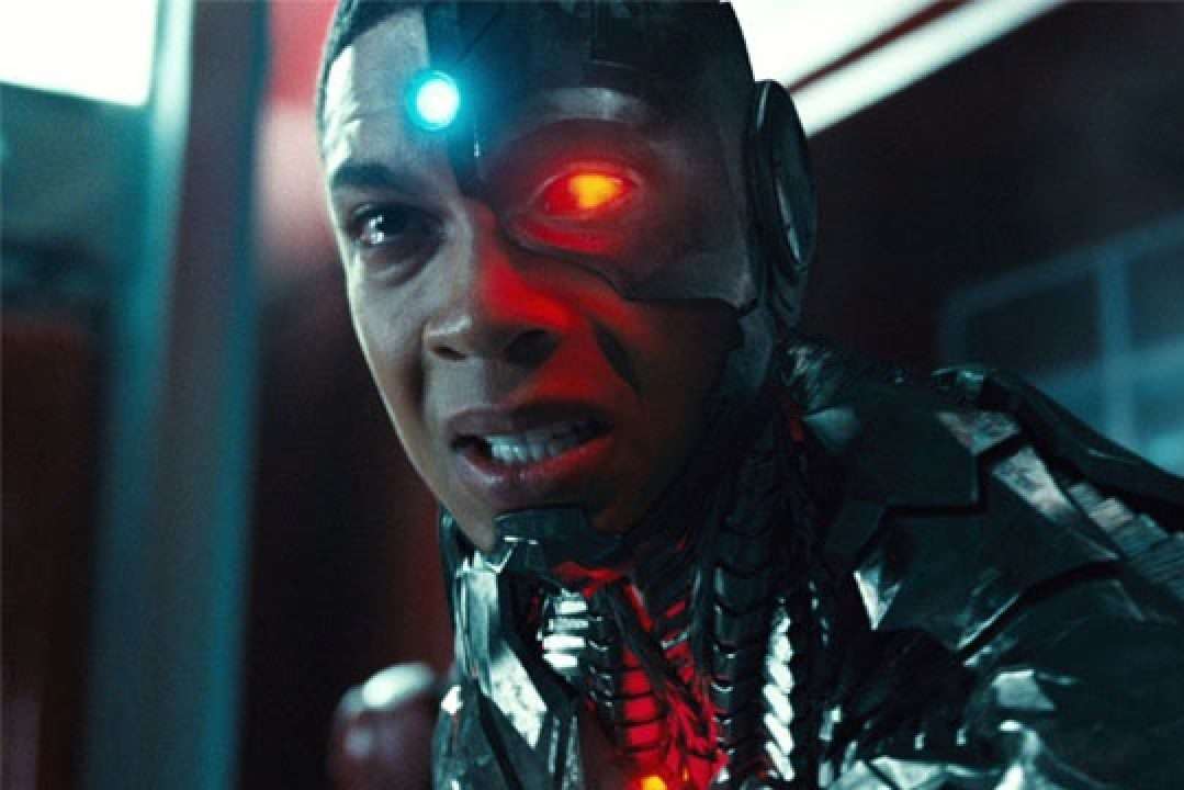 ray fisher cyborg feature