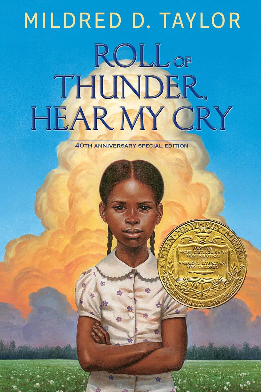 roll of thunder banned books
