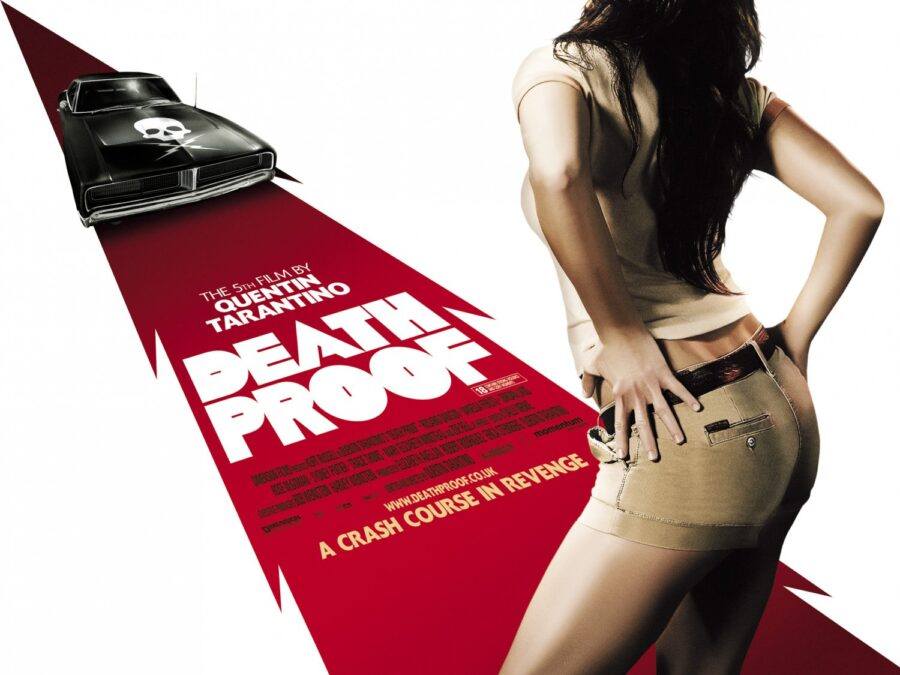 Rosario Dawson in Death Proof