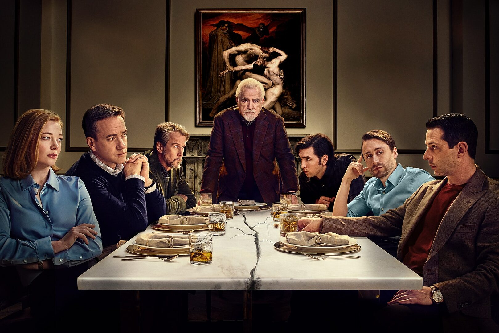 Succession HBO Max Roku