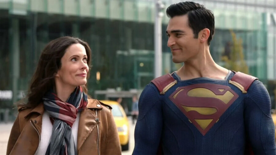 dc Superman Lois CW