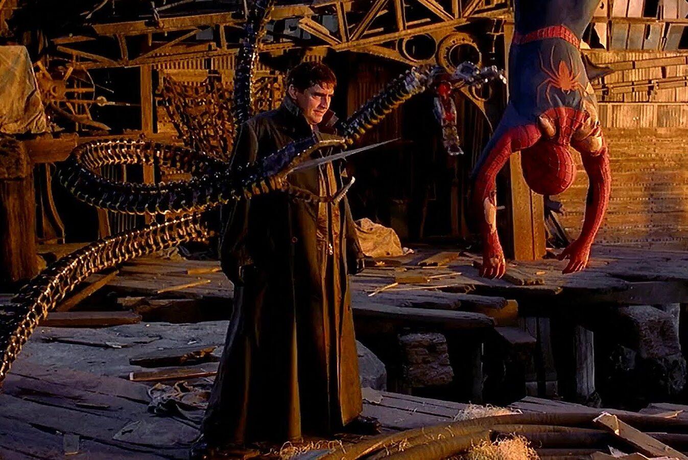 Alfred Molina Spider-Man 2