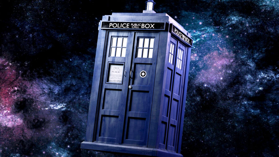 Doctor Who Will No Longer Use A Police Box For The TARDIS?
