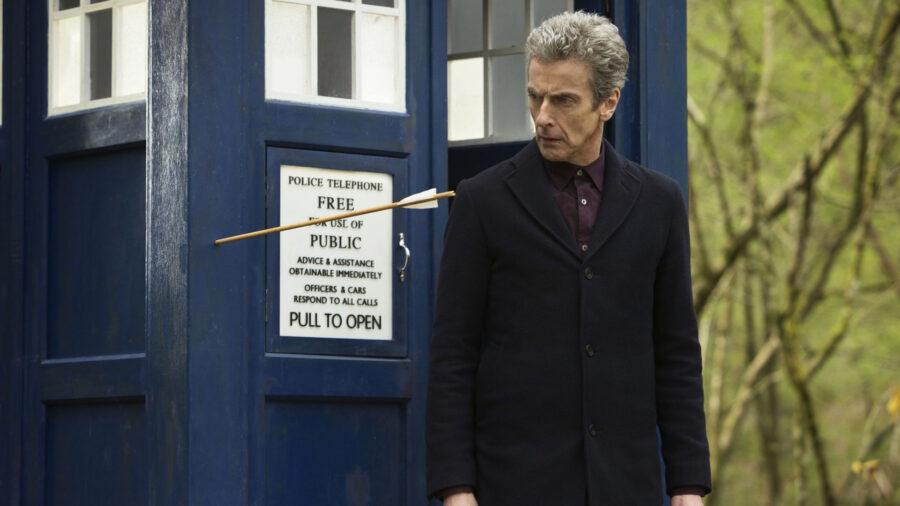 tardis doctor who peter capaldi