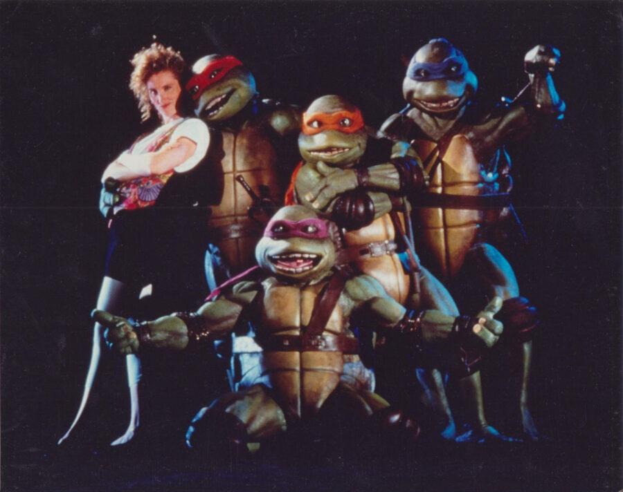 teenage mutant ninja turtles movie 1990