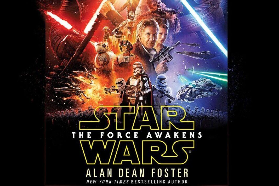 Alan Dean Foster Star Wars The Force Awakens