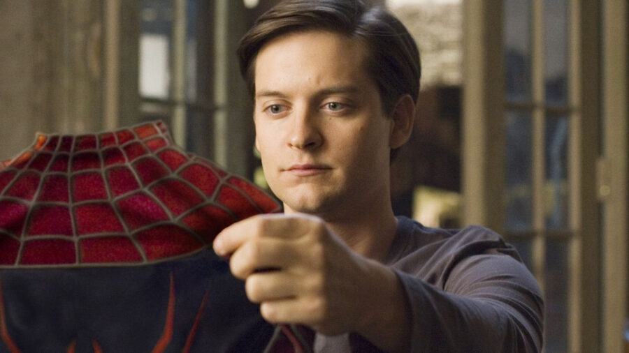 tobey maguire spider-man uncle ben