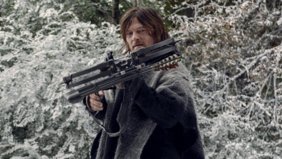 walking dead holiday special