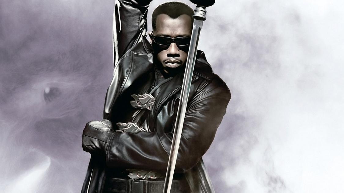 Wesley Snipes Denies Accusations Of Bad Behavior On The Blade Set