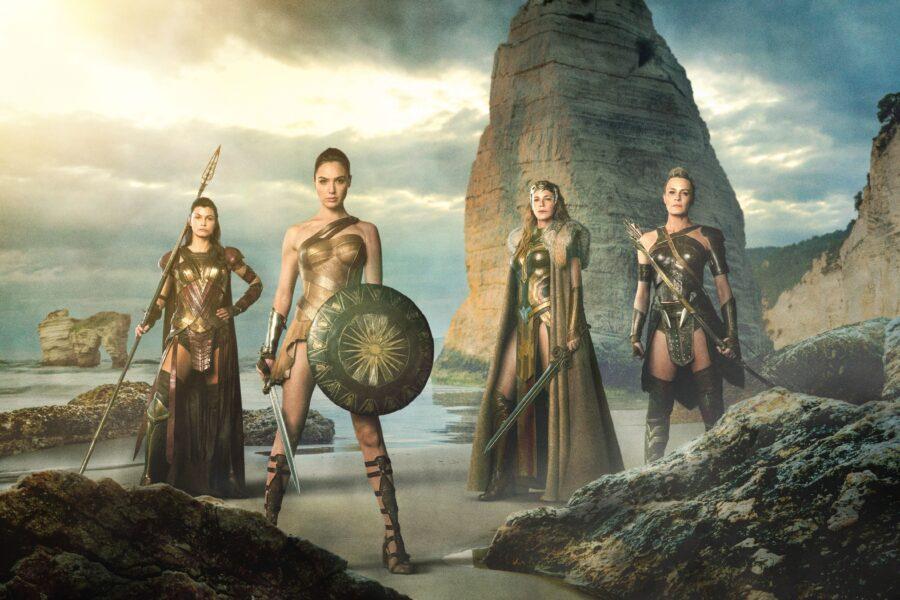 Wonder Woman spinoff