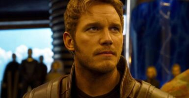 Chris Pratt Star Lord