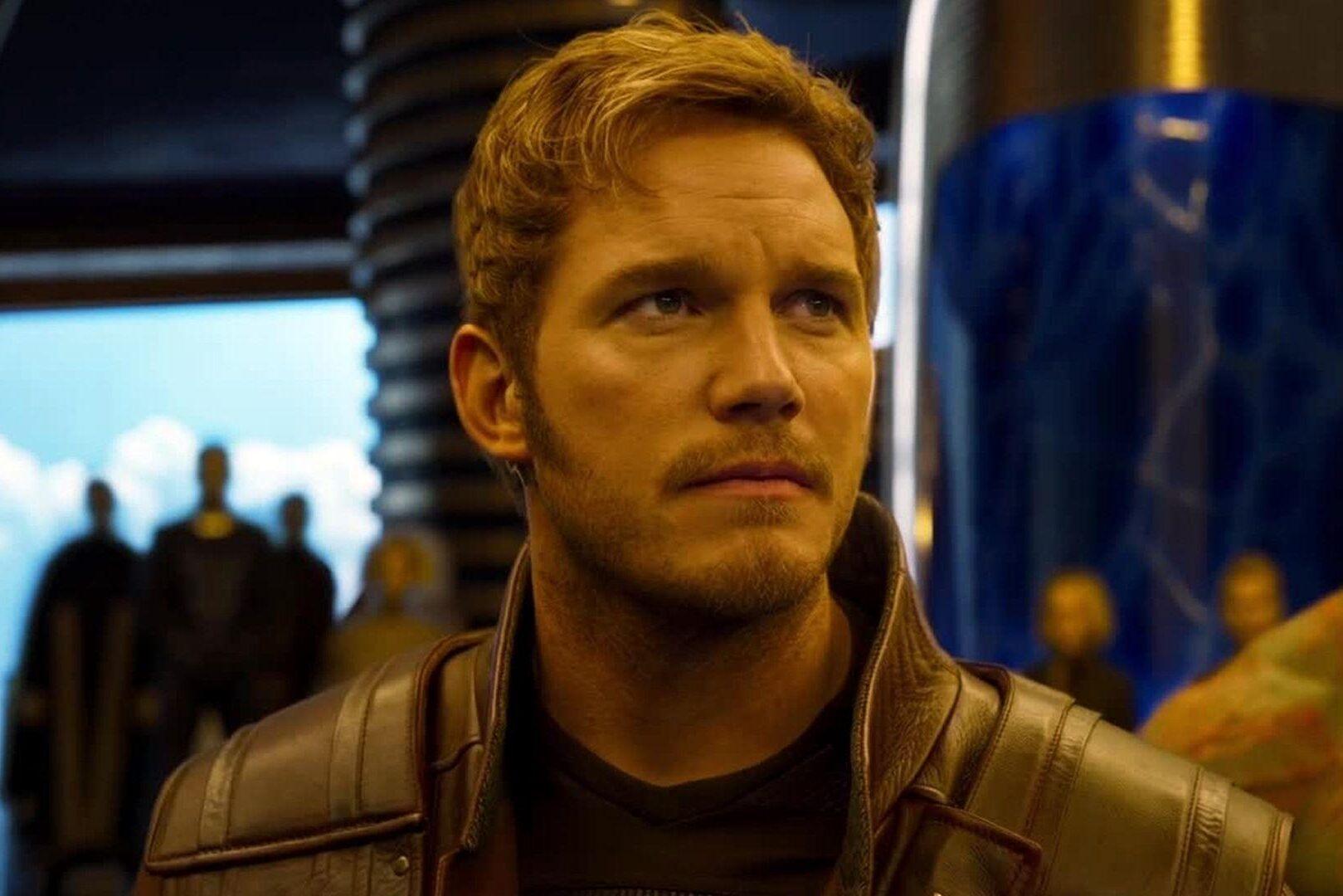 Chris Pratt Star Lord