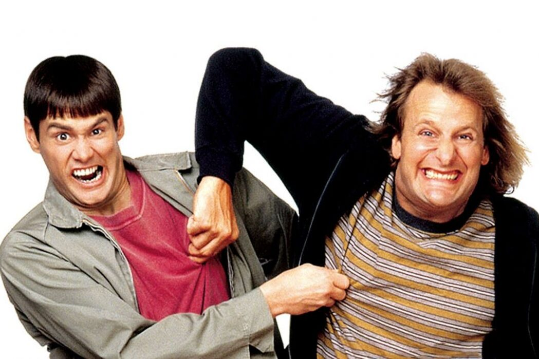 Jim Carrey Dumb and Dumber