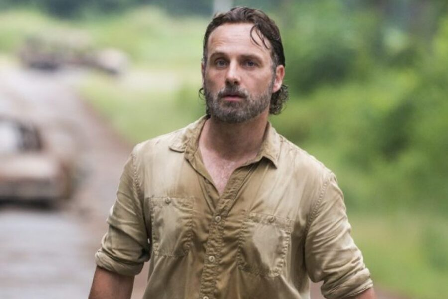 Andrew Lincoln Rick Grimes The Walking Dead