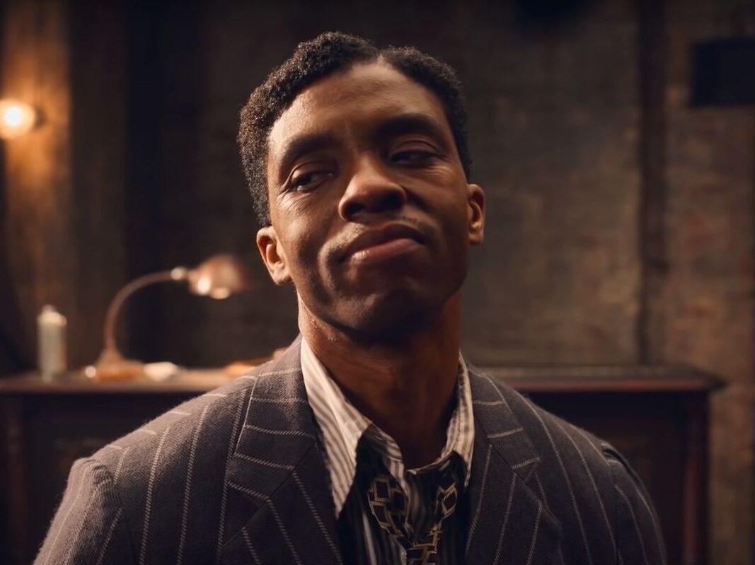 Chadwick Boseman Ma Rainey's Black Bottom