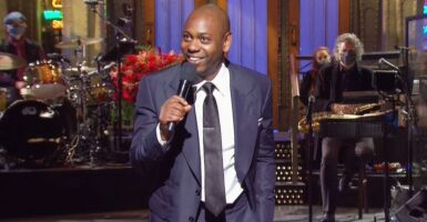 Dave Chappelle Saturday Night Live