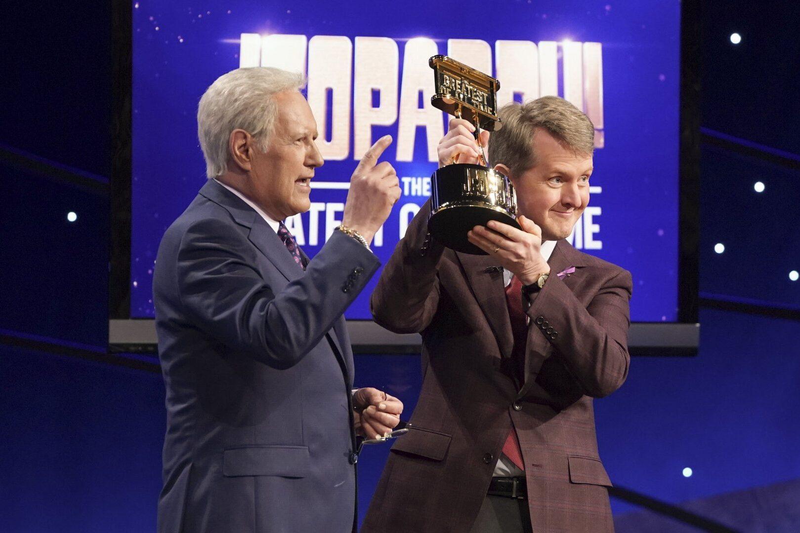 Ken Jennings Jeopardy!