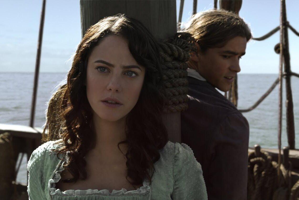 Kaya Scodelario Pirates of the Caribbean
