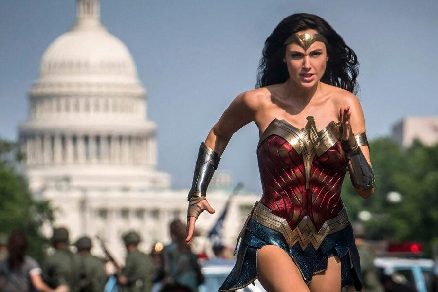 Wonder Woman 1984 political feature Gal Gadot