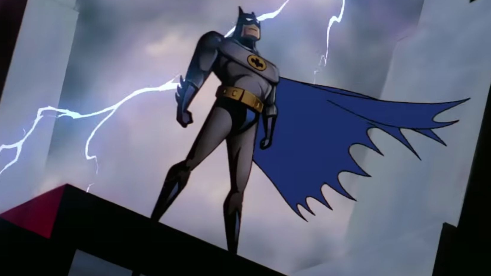 Batman The Animated Series Sequel Coming?