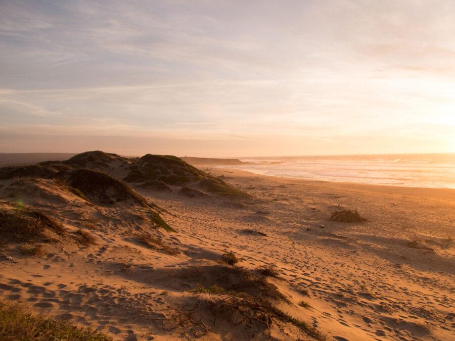 beach sand shortage