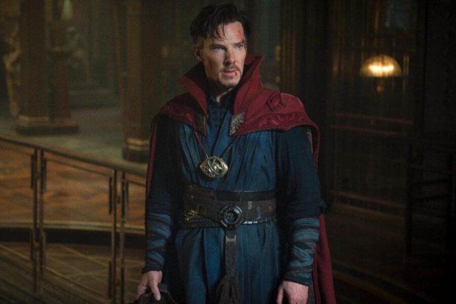 Benedict Cumberbatch doctor strange 2