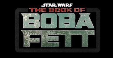 book of boba fett logo