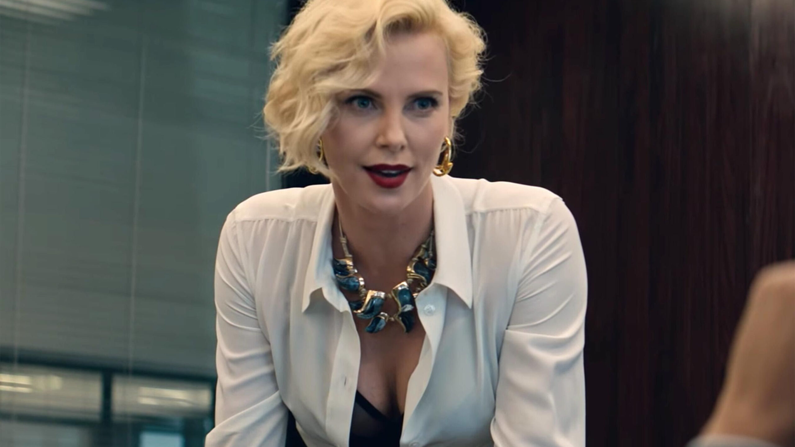 Charlize Theron Is Ready To Remake Die Hard As A Lesbian Lead