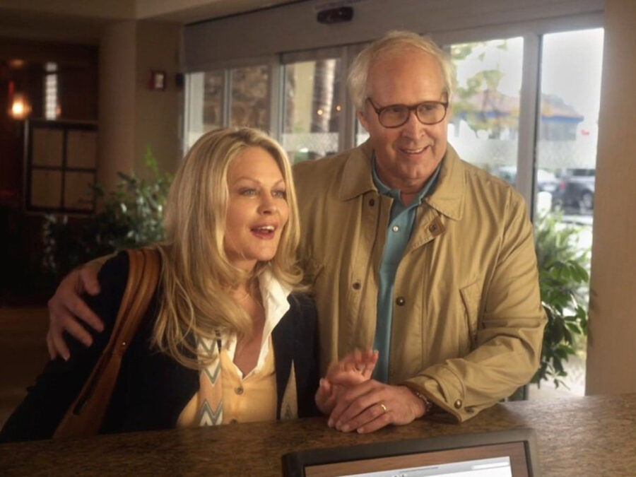 chevy chase beverly d'angelo hotel hell vacation